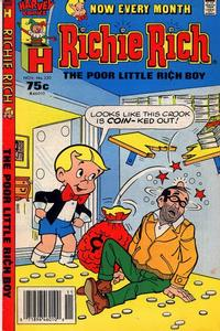 Cover Thumbnail for Richie Rich (Harvey, 1960 series) #220
