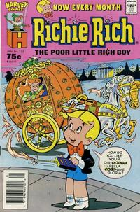 Cover Thumbnail for Richie Rich (Harvey, 1960 series) #222