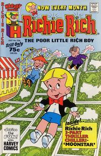 Cover Thumbnail for Richie Rich (Harvey, 1960 series) #228