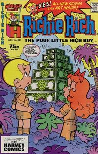 Cover Thumbnail for Richie Rich (Harvey, 1960 series) #231