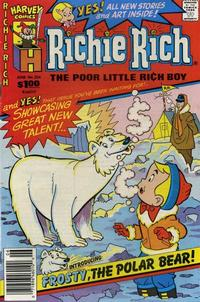 Cover Thumbnail for Richie Rich (Harvey, 1960 series) #234