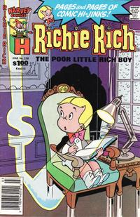 Cover Thumbnail for Richie Rich (Harvey, 1960 series) #238
