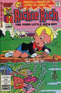 Cover Thumbnail for Richie Rich (Harvey, 1960 series) #239