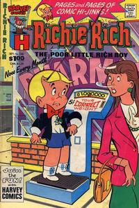 Cover Thumbnail for Richie Rich (Harvey, 1960 series) #240 [Direct]