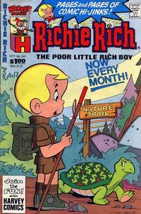 Cover Thumbnail for Richie Rich (Harvey, 1960 series) #241