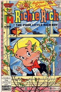 Cover Thumbnail for Richie Rich (Harvey, 1960 series) #243