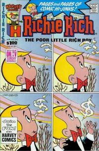Cover Thumbnail for Richie Rich (Harvey, 1960 series) #245