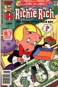 Cover Thumbnail for Richie Rich (Harvey, 1960 series) #247