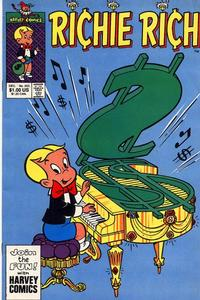 Cover Thumbnail for Richie Rich (Harvey, 1960 series) #253