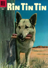 Cover Thumbnail for Rin Tin Tin (Dell, 1954 series) #12