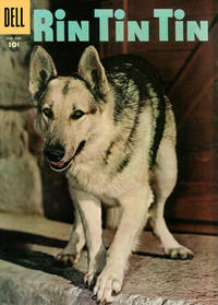 Cover Thumbnail for Rin Tin Tin (Dell, 1954 series) #17