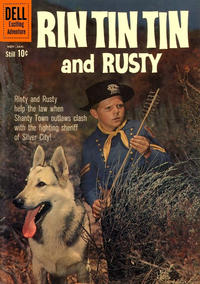 Cover Thumbnail for Rin Tin Tin and Rusty (Dell, 1957 series) #36