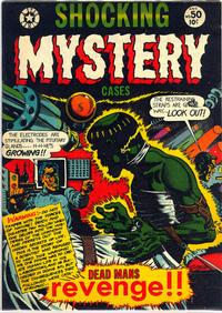 Cover Thumbnail for Shocking Mystery Cases (Star Publications, 1952 series) #50
