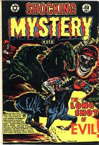 Cover Thumbnail for Shocking Mystery Cases (Star Publications, 1952 series) #53