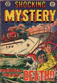 Cover Thumbnail for Shocking Mystery Cases (Star Publications, 1952 series) #54