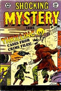 Cover Thumbnail for Shocking Mystery Cases (Star Publications, 1952 series) #57