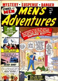 Cover Thumbnail for Men's Adventures (Marvel, 1950 series) #5