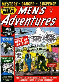 Cover Thumbnail for Men's Adventures (Marvel, 1950 series) #6