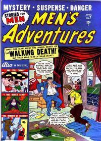 Cover Thumbnail for Men's Adventures (Marvel, 1950 series) #7