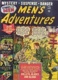 Cover Thumbnail for Men's Adventures (Marvel, 1950 series) #9