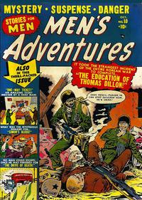 Cover Thumbnail for Men's Adventures (Marvel, 1950 series) #10