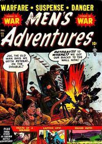 Cover Thumbnail for Men's Adventures (Marvel, 1950 series) #11