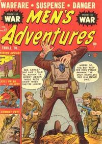 Cover Thumbnail for Men's Adventures (Marvel, 1950 series) #12