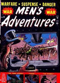 Cover Thumbnail for Men's Adventures (Marvel, 1950 series) #13