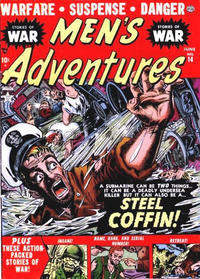 Cover Thumbnail for Men's Adventures (Marvel, 1950 series) #14