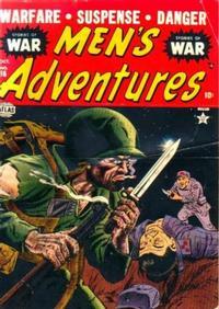 Cover Thumbnail for Men's Adventures (Marvel, 1950 series) #16