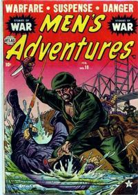 Cover Thumbnail for Men's Adventures (Marvel, 1950 series) #18