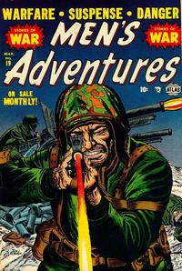 Cover Thumbnail for Men's Adventures (Marvel, 1950 series) #19