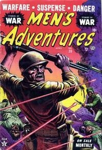 Cover Thumbnail for Men's Adventures (Marvel, 1950 series) #20
