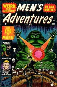 Cover Thumbnail for Men's Adventures (Marvel, 1950 series) #21