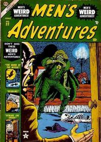Cover Thumbnail for Men's Adventures (Marvel, 1950 series) #22