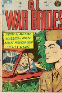 Cover Thumbnail for G.I. War Brides (Superior, 1954 series) #2