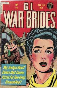 Cover Thumbnail for G.I. War Brides (Superior, 1954 series) #3