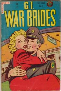 Cover Thumbnail for G.I. War Brides (Superior Publishers Limited, 1954 series) #4