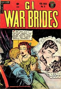 Cover Thumbnail for G.I. War Brides (Superior Publishers Limited, 1954 series) #6