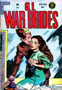 Cover Thumbnail for G.I. War Brides (Superior Publishers Limited, 1954 series) #7