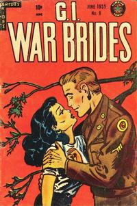 Cover Thumbnail for G.I. War Brides (Superior Publishers Limited, 1954 series) #8