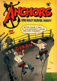 Cover Thumbnail for Anchors the Salt Water Daffy (St. John, 1953 series) #3