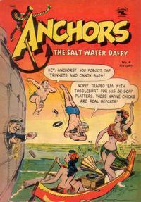 Cover Thumbnail for Anchors, The Salt Water Daffy (St. John, 1953 series) #4