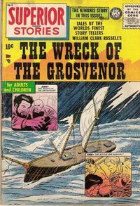 Cover Thumbnail for Superior Stories (Nesbit, 1955 series) #3