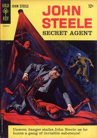 Cover Thumbnail for John Steele, Secret Agent (Western, 1964 series) #1