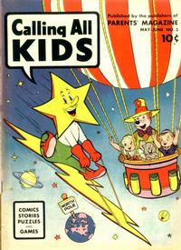 Cover Thumbnail for Calling All Kids (Parents' Magazine Press, 1945 series) #3
