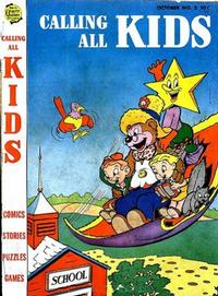 Cover Thumbnail for Calling All Kids (Parents' Magazine Press, 1945 series) #5