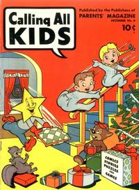 Cover Thumbnail for Calling All Kids (Parents' Magazine Press, 1945 series) #6