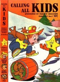 Cover Thumbnail for Calling All Kids (Parents' Magazine Press, 1945 series) #7