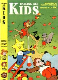Cover Thumbnail for Calling All Kids (Parents' Magazine Press, 1945 series) #12